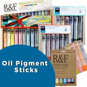 Oil Bars / Pigment Sticks