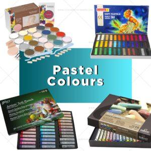 Pastels Colours
